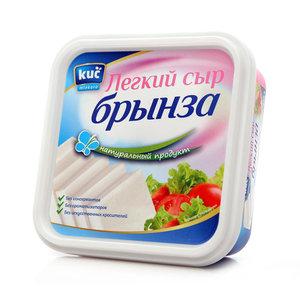 Сыр легкий 10% брынза ТМ Kug (Kуг)