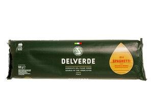 Макароны № 4 Спагетти ТМ Delverde (Делверде)