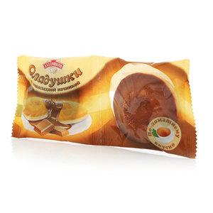 Оладушки с шоколадной начинкой ТМ Аладушкин