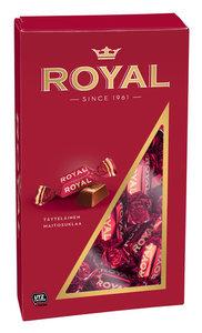 Конфеты Royal из молочного шоколада ТМ Cloetta (Клоетта)