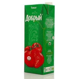 Сок томат ТМ Добрый