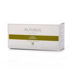 Чай зеленый ароматизированный ТМ Althaus (Альтхаус)