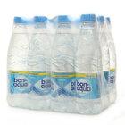 Вода питьевая негазированная ТМ Bon Aqua (Бон Аква), 12*0,33л