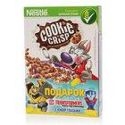 Готовый завтрак шоколадный Cookie Crisp Печенюшки ТМ Nestle (Нестле)