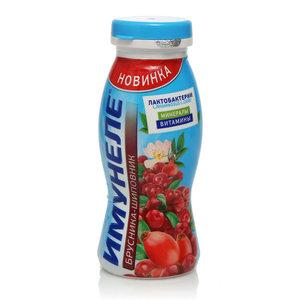 Имунеле с соком брусники и экстрактом шиповника 1,2% ТМ Imunele (Имунеле)