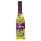 Напиток сокосодержащий фруктово-ягодный газированный яблочно-виноградный Белый виноград ТМ Fine Life (Файн Лайф)