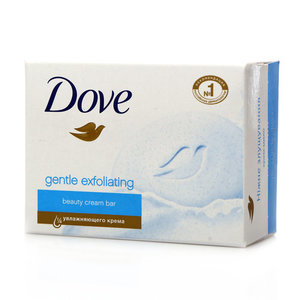 Крем мыло нежное отшелушивание ТМ Dove (Дав)