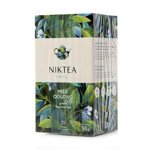 Чай зеленый milk oolong (милк улун) ТМ Niktea (Никтеа)