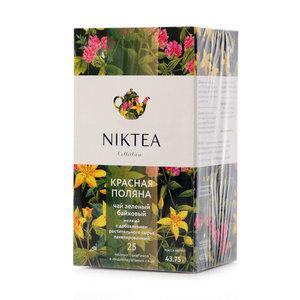 Чай зеленый красная поляна ТМ Niktea (Никти)