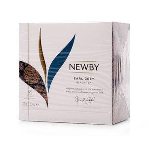Чай черный с ароматом бергамота 50 пак. ТМ Newby (Ньюби)