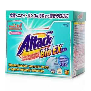 Стиральный порошок-концентрат Attack Bio EX