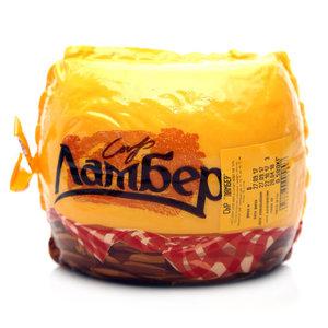 Сыр 50% ТМ Lamber (Ламбер)