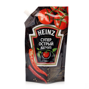 Кетчуп супер острый ТМ Heinz (Хайнц)