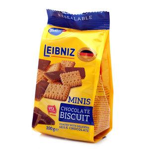 Печенье Minis Choco ТМ Leibniz (Лейбниц)
