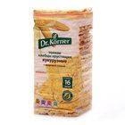 Хлебцы кукурузные с морской солью ТМ Dr. Korner (Др Конер)