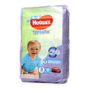 Трусики 3 (7-11кг) ТМ Huggies (Хаггис), 58 шт