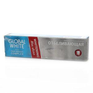 Зубная паста отбеливающая ТМ Global white  (Глобал вайт)