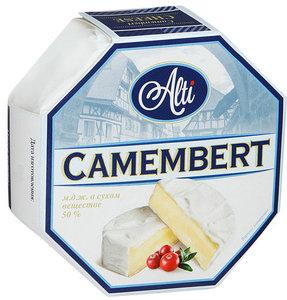Сыр Камамбер 50% ТМ Alti (Алти)
