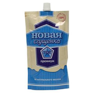 Молоко сгущеное с сахаром Новое премиум 8,5%
