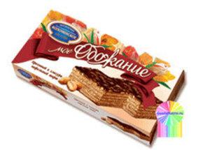 Торт Ореховый ТМ Мое Обожание