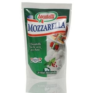 Сыр Mozzarella Mini (Моцарелла Мини) 45% ТМ Locatelli (Локателли)